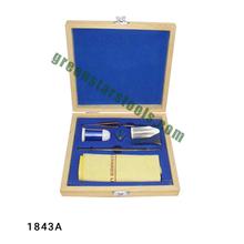 Diamond Tools inspectoin Kit Wooden Box
