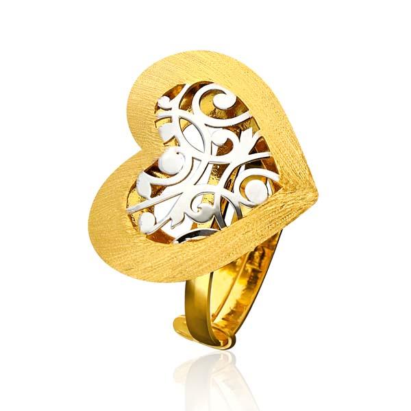 Italian Gold Ring (ILR04)