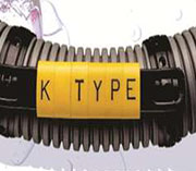 K TYPE MARKERS