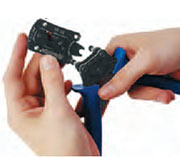 MECHANICAL TOOLS FOR CRIMPING AND CUTTING
