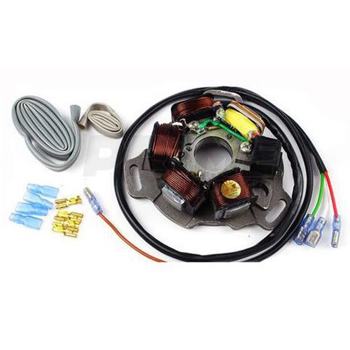 Lambretta GP LI TV SX Electronic Stator Plate 12V 120W High Power