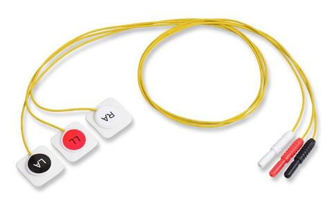 DISPOSABLE ECG LEADS