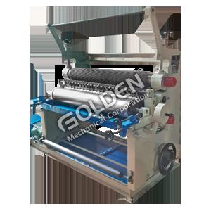 Vertical Type Paper Corrugation Machine