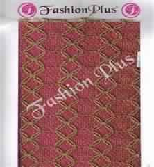 Chiku Zari AllOver Fabrics