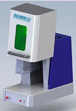 laser marking desktop station MACHINE