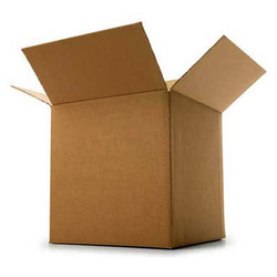 Plain Corrugated Paper Box