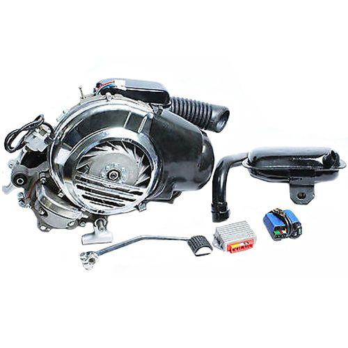 Vespa PX LML 150cc Complete Engine With Self Start Feature 5 Port