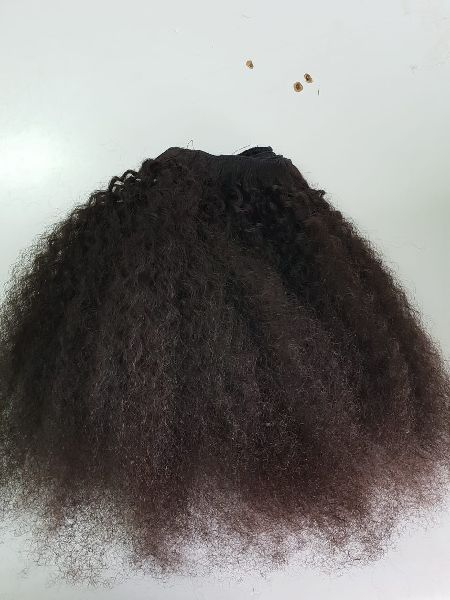 Kinky-Curly Hair Extension