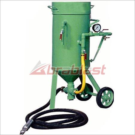 Abrasive Blasting Machine