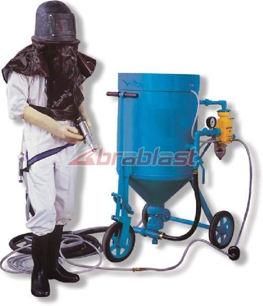 portable sand blasting machines