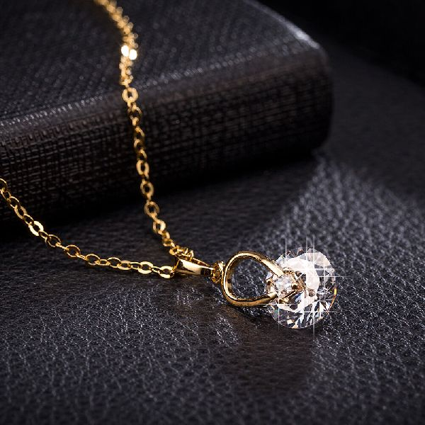 24K Gold Plated Pendant