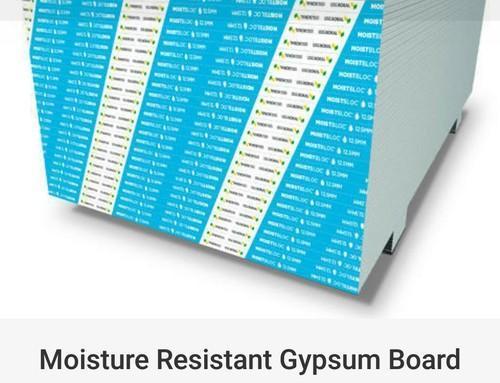12mm Moisture Resistant Gypsum Board