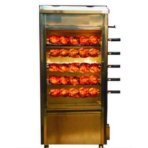 Dynamic Kitchen Equipments Chicken Grill Machine (Capacity- 9 birds)