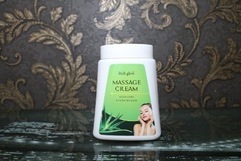 Aloe Vera Face Massage Cream