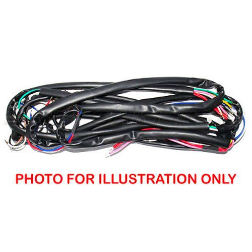 Wiring Harness Loom For Small Frame Vespa 50/90/100 Models