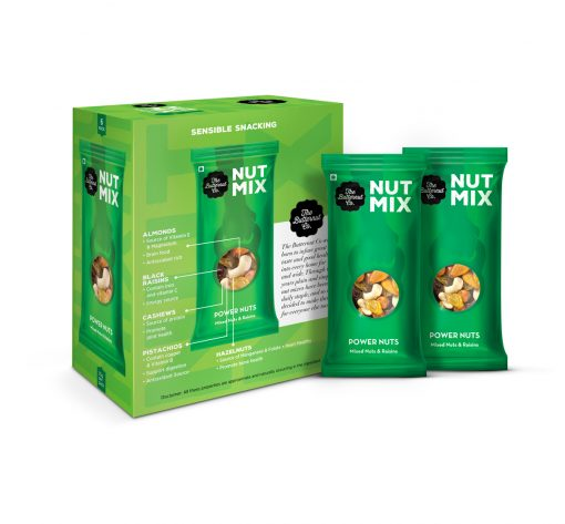 Power Nuts Flavoured Mixed Nuts