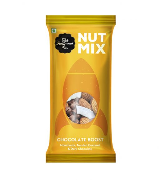 Chocolate Boost Flavoured Mixed Nuts