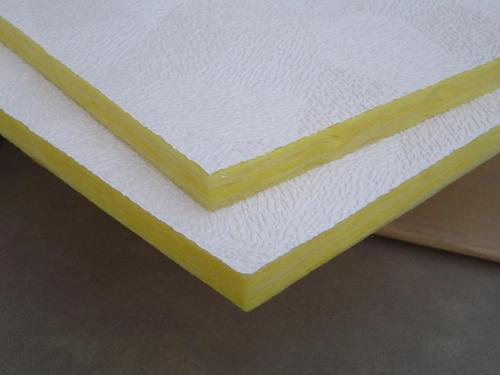 Glass Wool Ceiling Tiles