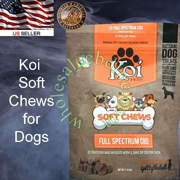 Koi CBD Dogs Soft Chew