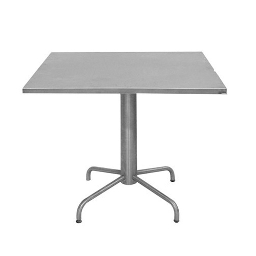 Stainless Steel Square Table