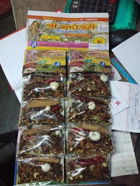 Image result for garam masaal , msala, small packet
