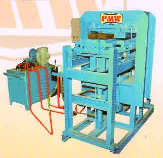 Fully Automatic Fly Ash Brick & Paver Block Making Machine (PMW-009)
