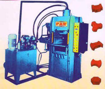 Hydraulic Paver Block Press