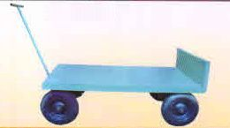 Mild Steel Fabricated Trolley