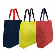 Loop Handle Shopping Bag