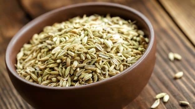 Dried Fennel Seeds