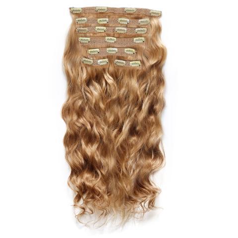 Extensions a clip hair