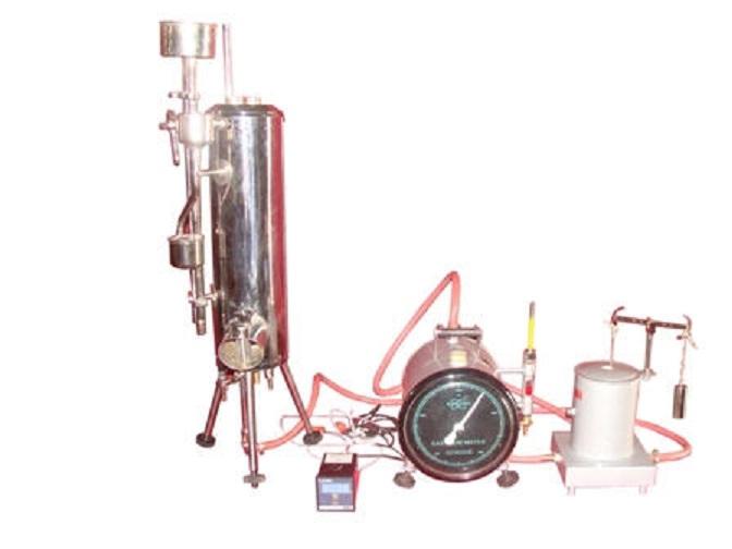 Gas Calorimeter by swapnil enterprises, gas calorimeter, INR 84 kINR 85 k /  Piece(s) | ID - 4982706