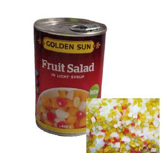 Canned Fruit Salad