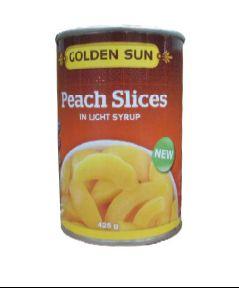 Canned Peach Sliced