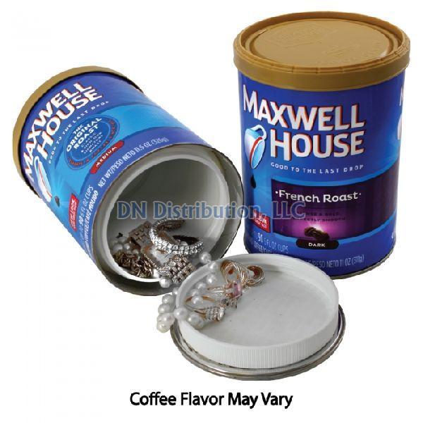 Can Safe Coffee Mug