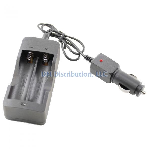 7 V Li-ion Double Battery Charger (CC37VDBC)