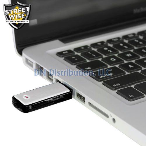 Covert USB Audio Recorder 4GB
