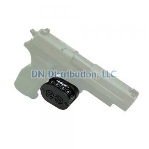Gun Trigger Block w/Dual Alarm