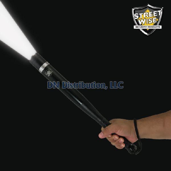 Heavy Hitter Aluminum Bat Flashlight