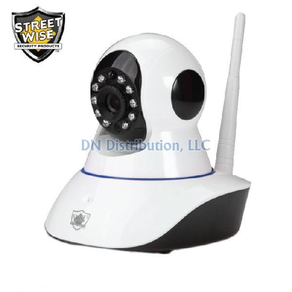 Streetwise IP Wireless Camera (SWIPC)