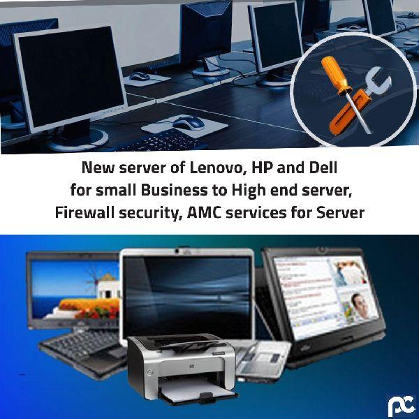 Server AMC IT Services