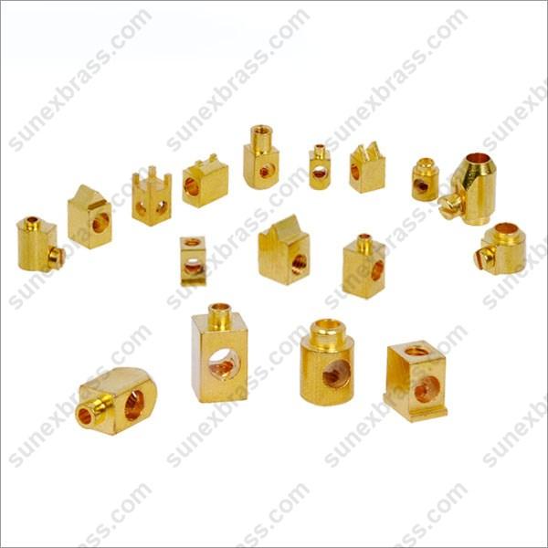 Brass Switchgear Parts