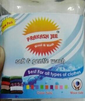 Wool Wash Liquid Detergent