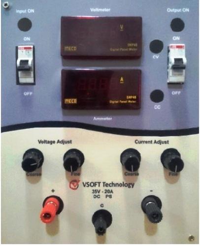 128V/5A DC Power Supply (VIPS1D3220)