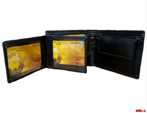 Mens Leather Wallet (WL1)