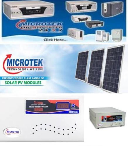 Microtek Solar Battery