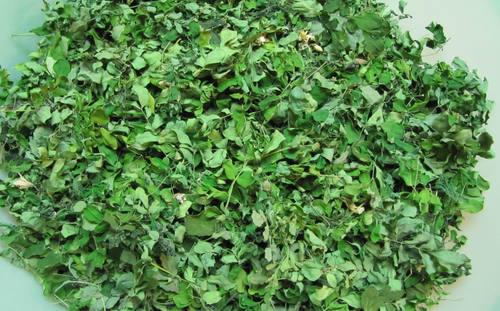 Pure Dried Moringa Leaves