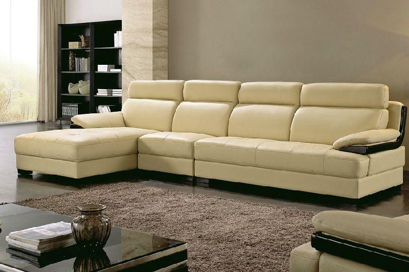 L Shape Leather Sofa - LSLS-002 (LSLS-002)