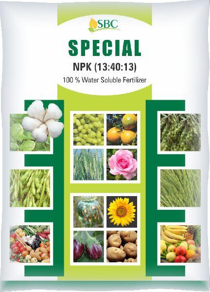 NPK 13-40-13 Water Soluble Fertilizer