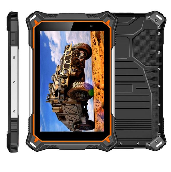Est Hidon High Quality 8 Inch Ip68 Android 1 Rugged Tablets Computer Laptop Hr828c
